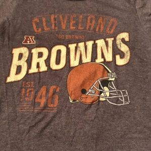 Cleveland Browns Football Tee Shirt